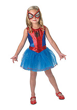 Spider-Girl - Child Costume 5-6 years