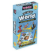 BrainBox World Travel Brain Challenge Card Game