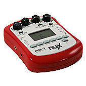 Nux Portable Guitar Multi Effects Pedal Unit