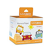 Mamas & Papas - MAGIC Card & Toys Pack - Mini Explorers Italian