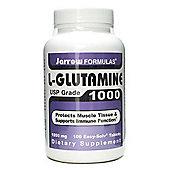 Jarrow Glutamine 1000mg 100 Tablets