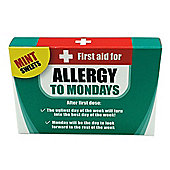 Allergy to Mondays Novelty Mints