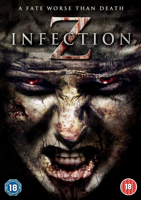 Infection Z DVD