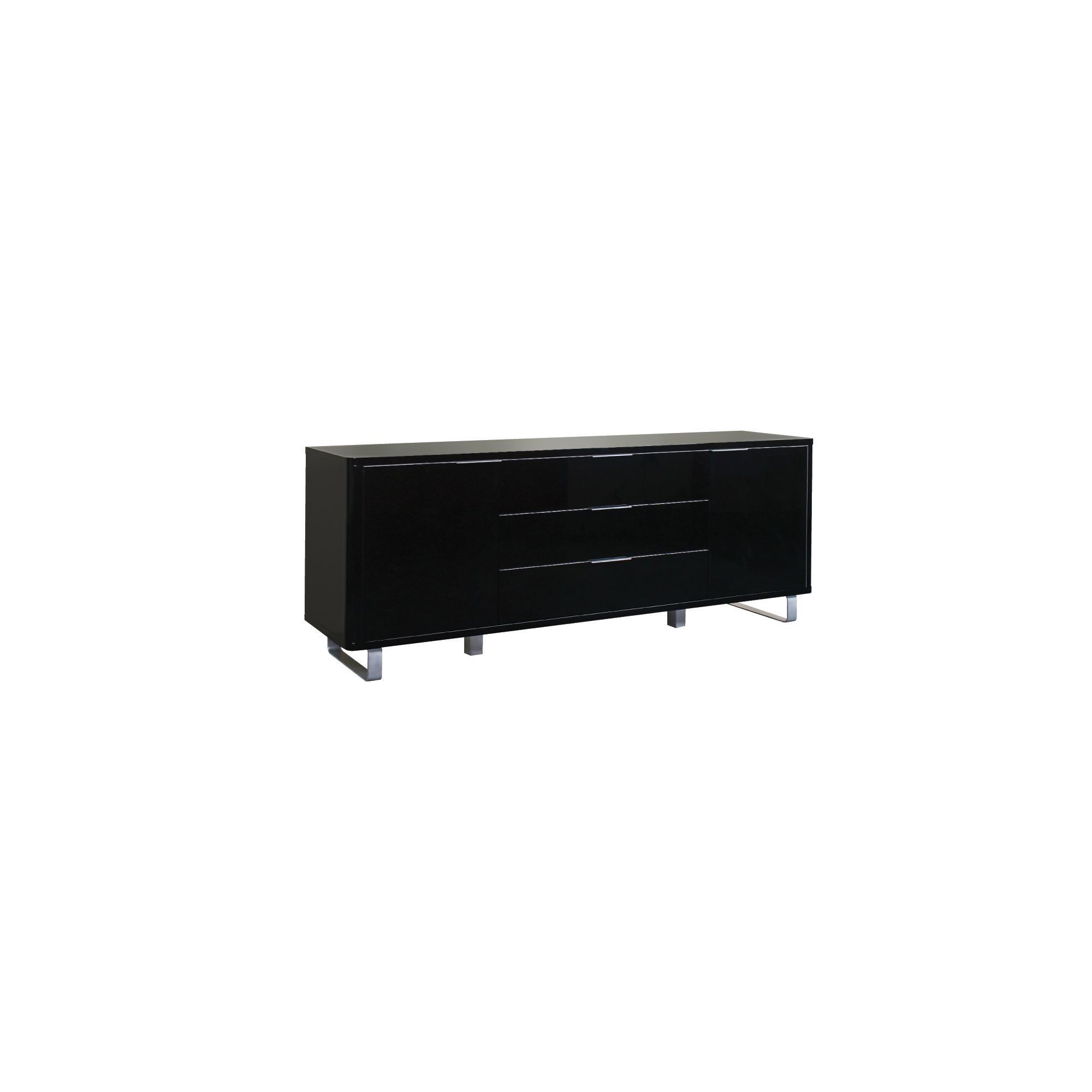 Home Zone Accent Sideboard - Black at Tescos Direct