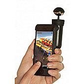 Bubblescope with iPhone 4, iPhone 4s And iPhone 5 Case