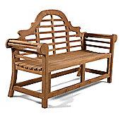 Lutyens Teak Bench 165cm