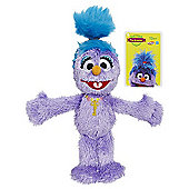 Playskool Sesame Street The Furchester Hotel Micro Soft Phoebe