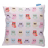 Lauren Billingham Cute Owls Printed Scatter Cushion