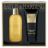 Baylis & Harding For Men Black Pepper & Ginseng 2 Piece Gift Set