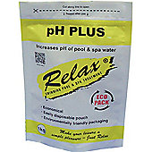 Relax 1kg PH Plus Swimming Pool Chemical Granules Pouch