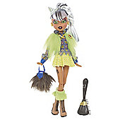 Bratzillaz Back To Magic Doll - Jade Jdore