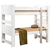 Cube Bunk Bed - White