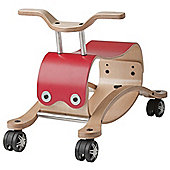 Wishbone Flip 3 in 1 Rocker and Ride On Toy