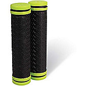 Madd Gear MGP HeadCase Handlebar Grips - Green