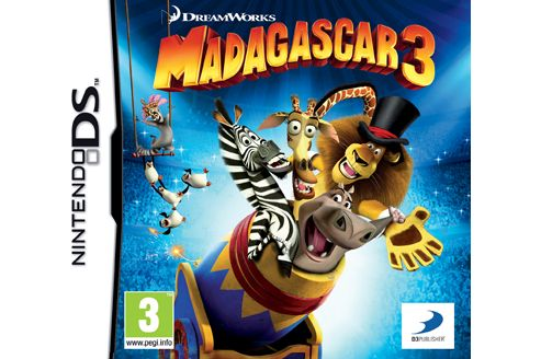 Madagascar 3 - The Video Game