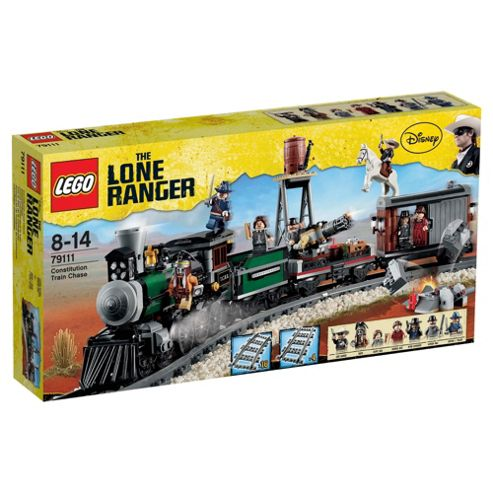 LEGO Lone Ranger TM Constitution Train Chase 79111