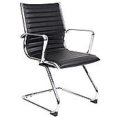 Office Basics Bari Executive Visitor Chair
