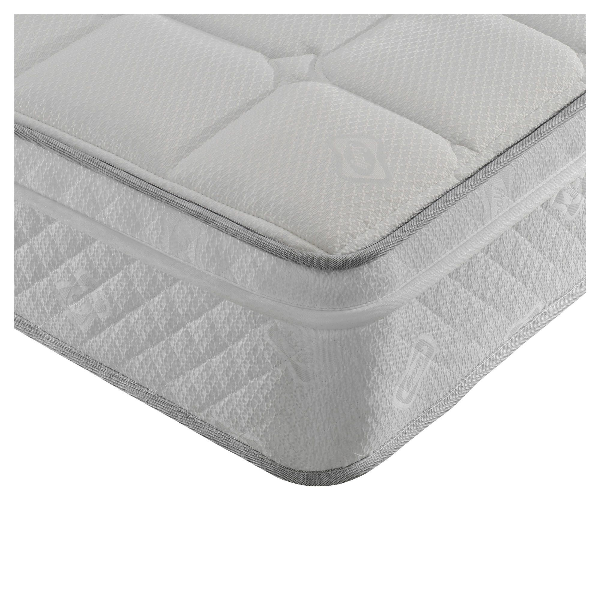 Sealy Purism Memory Zoned Super King Mattress (bedstead) at Tesco Direct