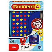 Travel Connect 4 Games to Go