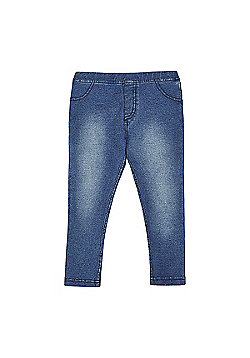 Mothercare Denim Jeggings Size 9 years