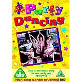 ELC Let's Dance - Party Dancing DVD