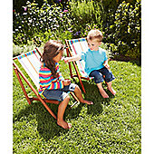 ELC Canvas Deckchair