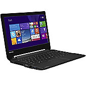 Toshiba Satellite Pro NB10T-A-10P (11.6 inch) Netbook Pentium (N3510) 20GHz 4GB 500GB BT Windows 8 64-bit (pre-installed) Intel HD Graphics