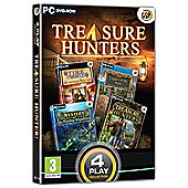 4 Play Collection Treasure Hun (PCCD)
