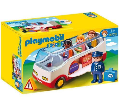 Playmobil 6773 123 Coach