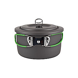 Family Cook Outdoor Cooking BBQ Barbecue Picnic Pots Pans Festival Camping Set