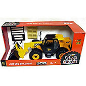 JCB 550-80 Loadall - 1:16 Scale - Britains Big Farm
