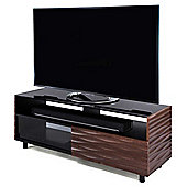 Off-The-Wall Contour 1300 WD Walnut TV Stand