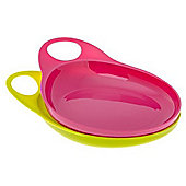 Brother Max 2 Easy-Hold Plates (Pink/Green)