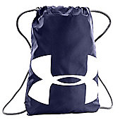 Under Armour Ozsee Sackpack Gymsack Bag Navy Blue