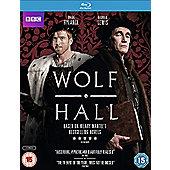 Wolf Hall Blu-Ray 2disc
