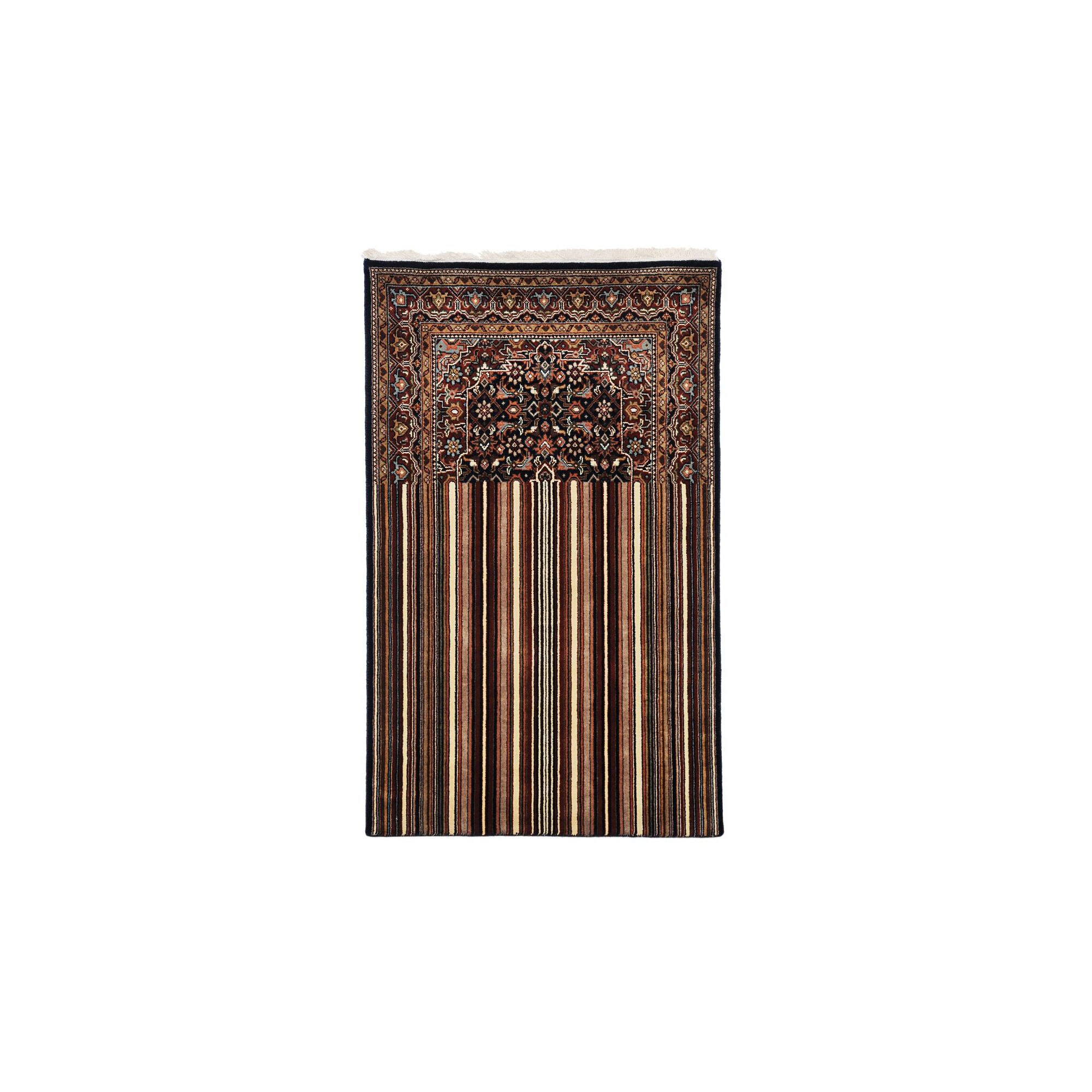 I + I Editions Playing with Tradition Knotted Rug - 120cm x 75cm at Tesco Direct