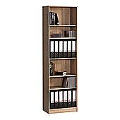 Maja- Möbel 6 Tier Shelf Bookcase