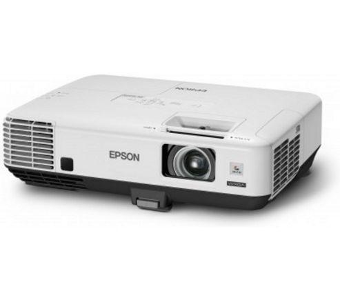 Epson EB-1840W 3LCD Projector 2500:1 3700 Lumens 1280x800 3.3kg