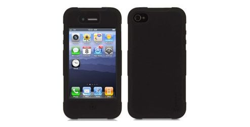 Griffin GB02572 Armored Protector Everyday-Duty Case for iPhone 4/4S - Black