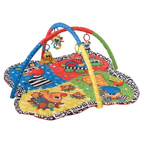 Tesco Loves Baby Discovery Play Gym