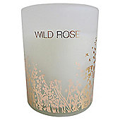 Greenhill & York Wild Rose Boxed Candle