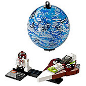 LEGO Star Wars - Jedi Starfighter and Kamino 75006