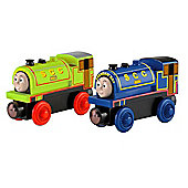Thomas & Friends Wooden Railway Bill & Ben Engines