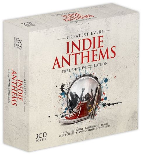 Greatest Ever Indie Anthems (