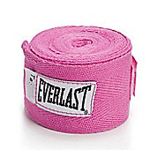 Everlast Boxing Hand Wraps - Pink