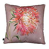 Artistic Britain Chrysanthemum Printed Cushion