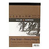 DR Fine Grain Cartridge Pad A5 200g