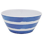 Nautical Plastic Picnic Bowl