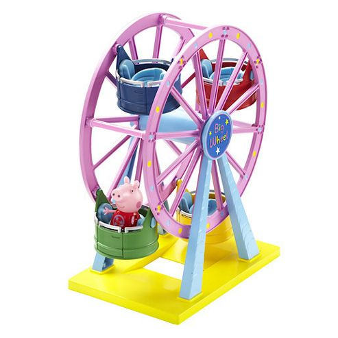 Peppa Pig's Theme Park Big Wheel with Peppa Figure