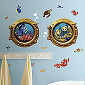 Disney Finding Nemo Giant Wall Stickers